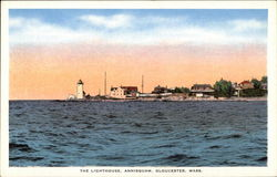 The Lighthouse - Annisquam