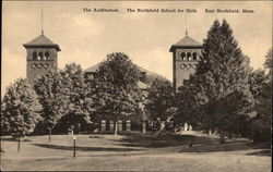 The Auditorium - The Northfield School for Girls