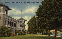 Holyoke Canoe Club, on the Conn. River