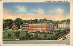 The Mercer School Postcard