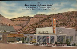 The New Valley Cafe and Motel