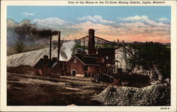 Mine in the Tri-State Mining District