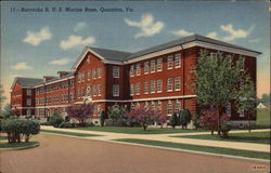 U.S. Marine Base - Barracks