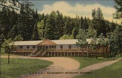 Lodge - Sacramento Methodist Assembly