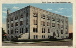 Grady County Court House