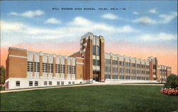 Will Rogers High School