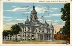 Blackhawk County Court House