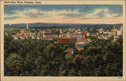 Bird's Eye View of Putnam