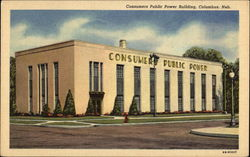 Consumers Public Power Building