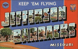 Keep 'em Flying Postcard