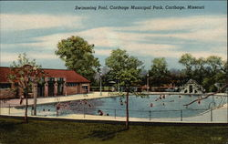 Carthage Municipal Park - Swimming Pool