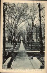 Baker University - Campus Scene