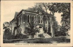 Parmenter Commons, Barker University