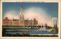 S. B. A. Hospital and Beauty Spot
