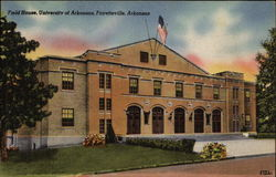 University of Arkansas - Field House