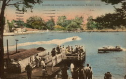 Speedboat Landing - Lake Compounce