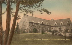Home of Kenneth Roberts