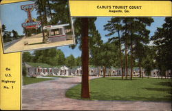 Cadle's Tourist Court