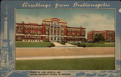 Robert W. Long Hospital and Indiana University School of Medicine