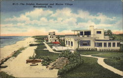 The Dolphin Restaurant and Marine Village