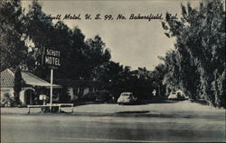 Schutt Motel, U.S. 99 North