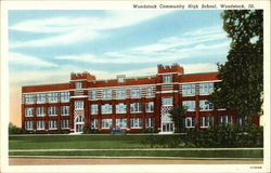 Woodstock Community High School