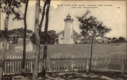 United States Coast Guard, Chatam Light Station