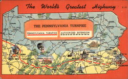 The World's Greatest Highway, The Pennsylvania Turnpike