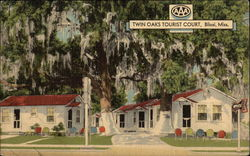 Twin Oaks Tourist Court