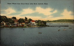 Upper Wharf from Great Neck, Little Neck