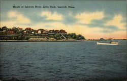 Mouth of Ipswich River, Little Neck