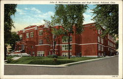 John A. McDowell Auditorium and High School