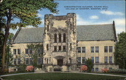 Administration Building, Galpin Hall, College of Wooster