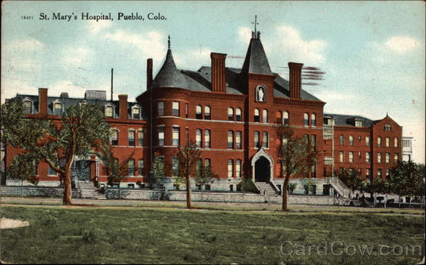 St. Mary's Hospital Pueblo Colorado