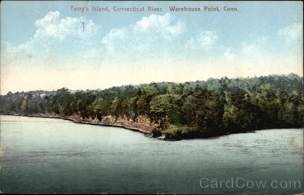 Terry's Island, Connecticut River Warehouse Point