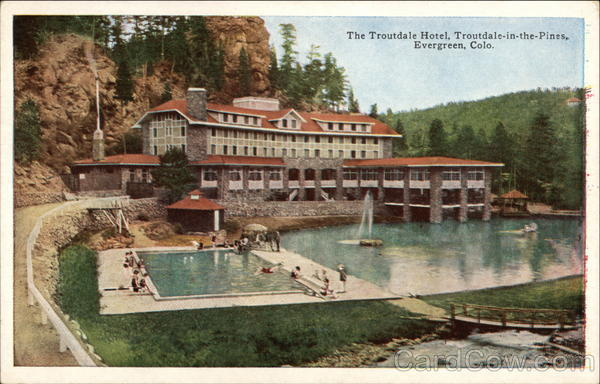The Troutdale Hotel In Pines