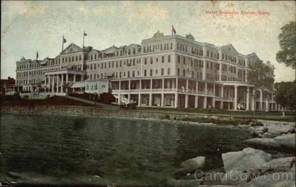 Hotel Griswold Groton Connecticut