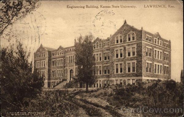 Engineering Building, Kansas State University Lawrence