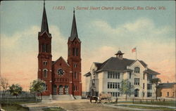 Sacred Heart Church and School