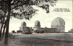 Yerkes Observatory of The University of Chicago
