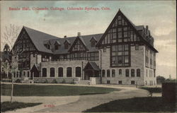 Bemis Hall, Colorado College