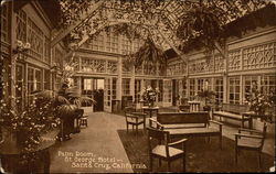 Palm Room, St. George Hotel