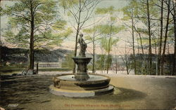 The Fountain, Riverside Park