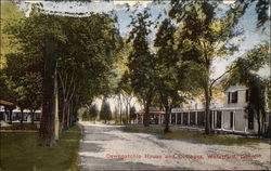 Oswegatchie House and Cottages