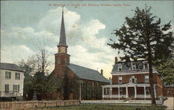 St. Mary's R. C. Church and Rectory