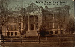 Custer County Court House