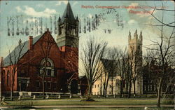 Baptist, Congregational Church and Grammar School