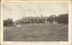 Hospital Cottages for Children