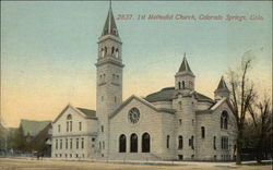 1st Methodist Church