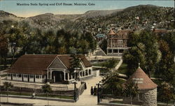 Manitou Soda Spring and Cliff House